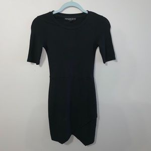 TOSHOP Black Casual Dress
